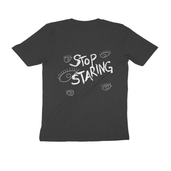 stop staring back